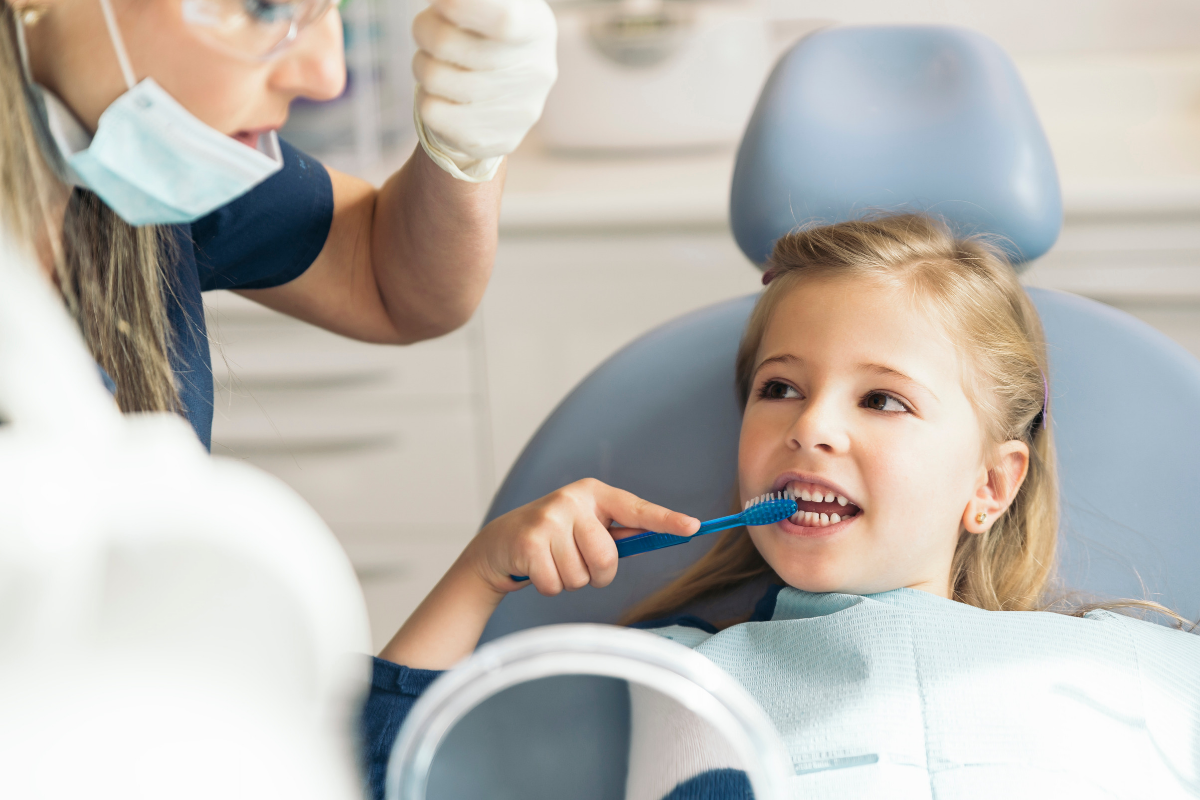 Keeping Your Child's Teeth Healthy